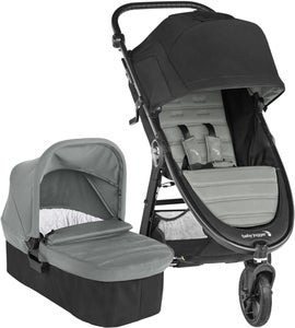 Baby Jogger City Mini GT 2 Duovagn, Slate Black