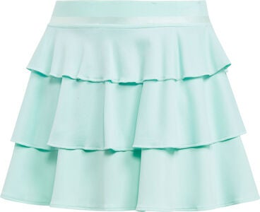 Adidas Girls Frill Kjol, Green