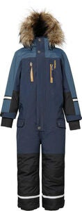 Tenson Dominic Overall, Dark Blue