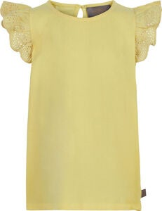 Creamie Lace T-Shirt, Popcorn
