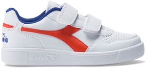 Diadora Playground PS Sneaker, Red Medlar