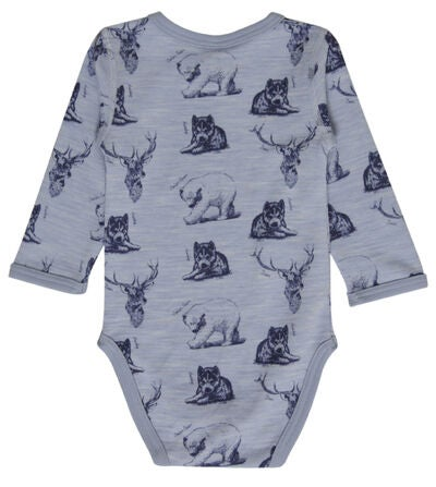 Hust & Claire Body Animal, Blue Dawn Melange