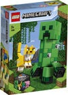 LEGO Minecraft 21156 BigFig Creeper Och Ozelot
