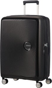 American Tourister Soundbox Spinner Resväska 71.5L, Bass Black