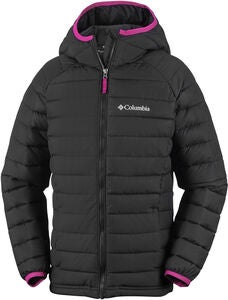 Columbia Powder Lite Jacka, Black