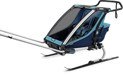 Thule Chariot Cross2 Sportpaket, Blue