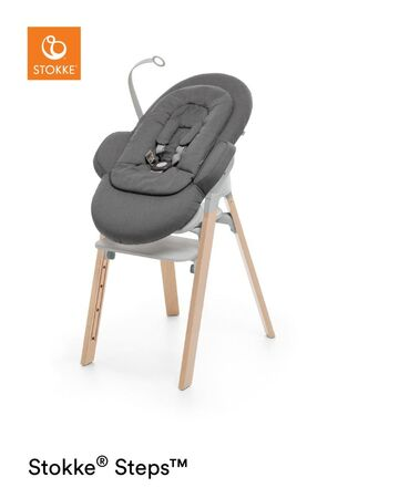 Stokke Steps™ Babysitter, Grey Clouds