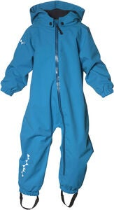 Isbjörn Toddler Skaloverall, Ice