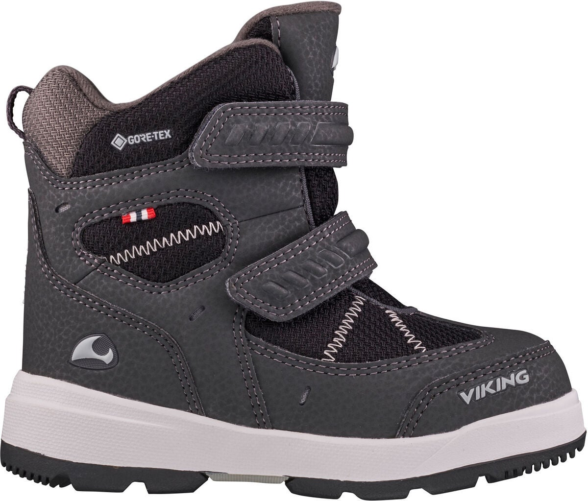 Viking Toasty II GTX Vinterkänga, Charcoal/Black