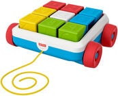 Fisher-Price Pull-Along Activity Blocks Dragleksak