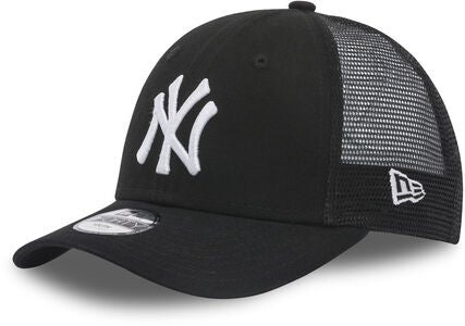 New Era MLB 9Forty Kids Mesh Keps, Black/White