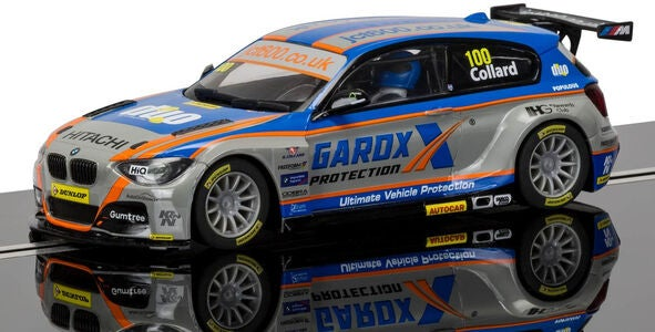 Scalextric Bilbana BTCC BMW 125 Series 1 Rob Collard
