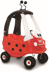 Little Tikes Gåbil Cozy Coupe Nyckelpiga