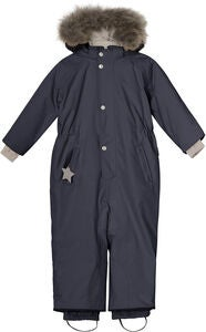 Mini A Ture Wanni Overall, Sky Captain Blue