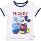 Disney Musse Pigg T-Shirt, White
