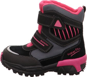 Superfit Culusuk GORE-TEX Känga, Black/Pink