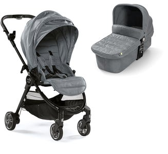 Baby Jogger City Tour Lux Duovagn, Slate