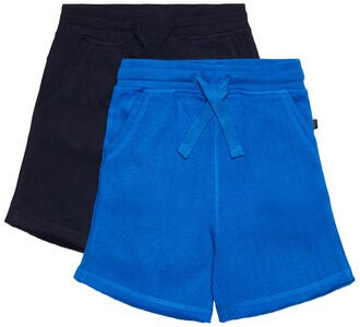 Luca & Lola Fabriano Shorts 2-pack, Night Sky/Blue