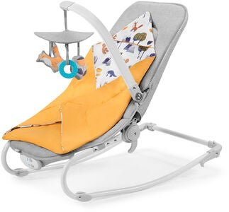 Kinderkraft Felio Babysitter, Forest Yellow