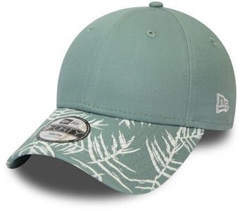 New Era Palm Print 9FORTY KIDS NE Keps, Beach Kiss Blue