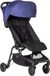 Mountain Buggy Nano Sulky, Nautical