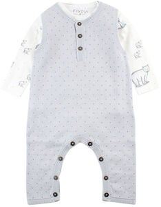 Fixoni Jumpsuitset, Soft Blue