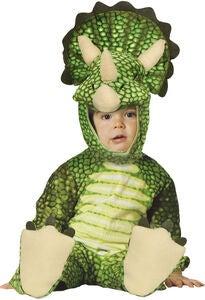 Fiestas Guirca Kostym Dinosaurie Triceratops 6240d88bd1044