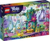 LEGO Trolls 41255 Kalas I Pop Village