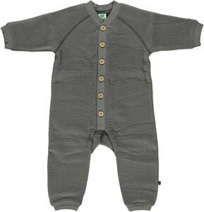 Småfolk Jumpsuit, Steel Grey