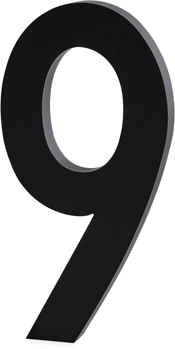Design Letters Architect Numbers 50mm 9