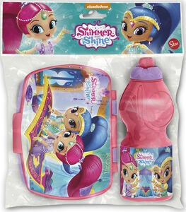 Shimmer And Shine Lunchset