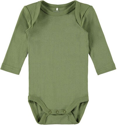 Name it Zebra Body 3-Pack, Loden Green