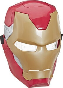 Marvel Avengers Iron Man Flip Mask