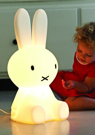 Köp Miffy Original Lampa, Vit | Jollyroom