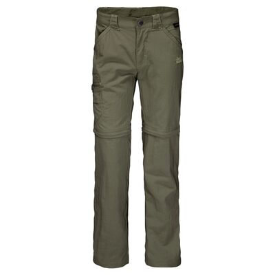 Jack Wolfskin Safari Byxa, Woodland Green