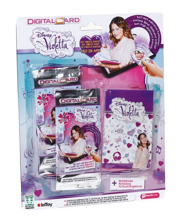 Disney Violetta Blister pack
