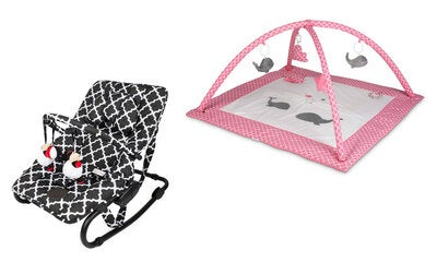 Petite Cherie Moroccan Babypaket, Pink