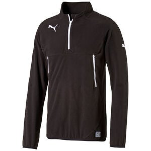 Puma Team Training Fleece, Svart