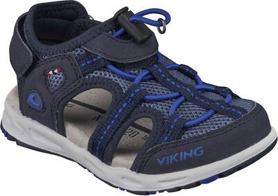 d2d2daf2e4c2 Köp Viking Thrill Sandal Navyroyal Blue Jollyroom