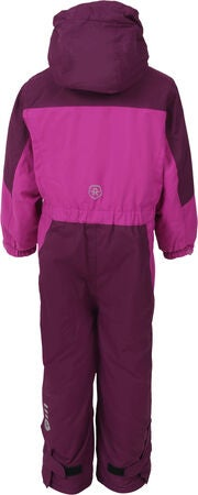 Color Kids Dawn Overall, Berry