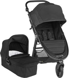 Baby Jogger City Mini GT 2 Duovagn, Jet Black