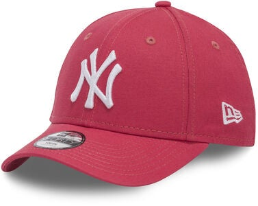 New Era MLB 9Forty Kids Keps, Corall White