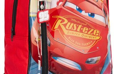 Köp Disney Cars 3 Ryggsäck Med Anteckningsblock  3a0bee419a84e