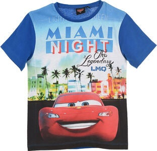 Disney Cars T-Shirt, Blå