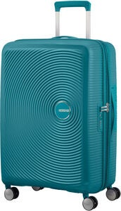 American Tourister Soundbox Spinner Resväska 71.5L, Jade Green