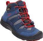 KEEN Hikeport Mid WP Känga, Dress Blue