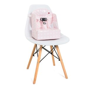 Baby to love Sittkudde Easy Up - On-the-go, Pink Stars