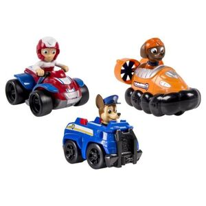 Paw Patrol Rescue Racers 3-Pack