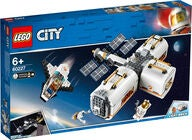 LEGO City Space Port 60227 Månstation