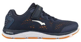 Bagheera Victory Jr Sneaker, Navy/Orange